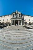 O santuário de Oropa Foto de Stock