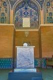 O sarcofagus de pedra Fotos de Stock Royalty Free