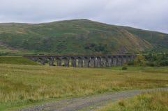 O Scottish limita o viaduto fotografia de stock royalty free