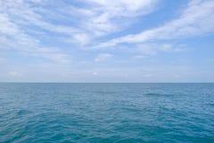O Seascape de Ko Sa-encontrou-se, Ra Yong, Tailândia Imagens de Stock Royalty Free