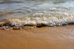 O Seasurf Imagem de Stock Royalty Free