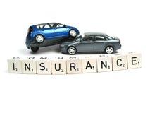 O seguro pôde ser uma boa idéia Foto de Stock