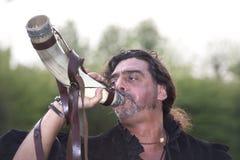 O senhor dos anéis 2009: O chifre de Gondor foto de stock