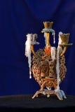 O Shabbat acaba-se Imagens de Stock Royalty Free