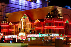 O'Sheas Casino Las Vegas Stock Photography