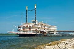O Showboat do Belle de Branson imagens de stock