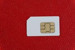 O SIM Fotografia de Stock