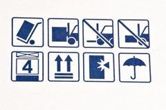 O sinal do transporte Imagens de Stock Royalty Free