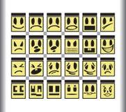 O smiley Imagens de Stock