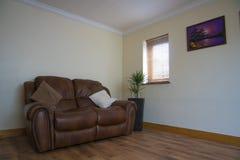 O sofá Imagem de Stock