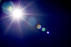 O sol Imagens de Stock Royalty Free