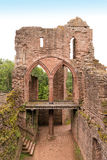 O solar, castelo de Goodrich, Herefordshire foto de stock royalty free