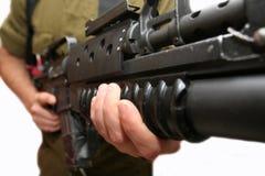 O soldado Imagem de Stock Royalty Free