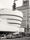 O Solomom R Museu de Guggenheim em New York City Foto de Stock Royalty Free