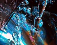 O som da água Fotografia de Stock