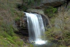 O som de quedas da água está relaxando assim Imagem de Stock Royalty Free