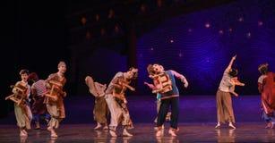 """O sonho do """"The do drama da dança-dança do banco do  de seda marítimo de Road†Imagens de Stock Royalty Free"""