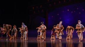"""O sonho do """"The do drama da dança-dança do banco do  de seda marítimo de Road†Fotos de Stock"""