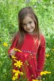 O sorriso gosta de me Imagem de Stock