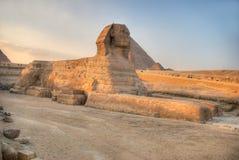 O Sphinx foto de stock