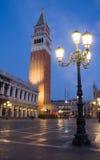 O St marca o quadrado, Veneza Imagens de Stock Royalty Free
