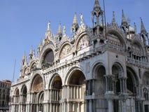O St marca Veneza Italy fotografia de stock royalty free