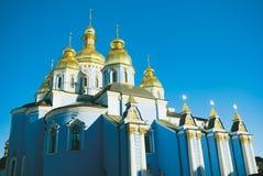 O St. Michael dourado - monastério abobadado Foto de Stock