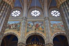 O St Peter Cathedral no akovo do  de Ä imagens de stock royalty free