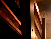 O Stairway Foto de Stock Royalty Free