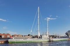 O submarino Fotografia de Stock Royalty Free