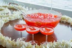 Suco de fruta mixa Fotos de Stock Royalty Free