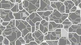 O sumário alinha o fundo Linha fundos do mosaico Fotografia de Stock