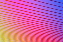 O sumário alinha o fundo colorido Imagem de Stock