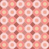 O sumário forma a matéria têxtil Foto de Stock
