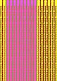 O sumário geométrico bonito coloriu listras no fundo da cor ilustração stock