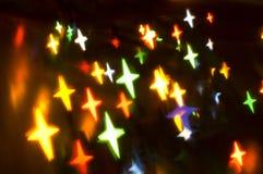 O sumário stars o fundo Foto de Stock Royalty Free