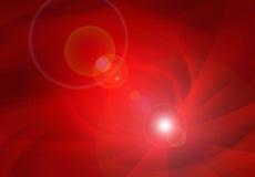 O sumário vermelho alinha o fundo Fotografia de Stock Royalty Free