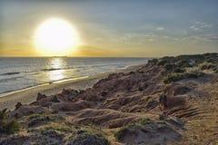 O Sun grande Foto de Stock Royalty Free