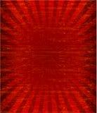 O sunburst do Grunge pattren Imagem de Stock Royalty Free