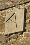 O sundial Imagem de Stock Royalty Free