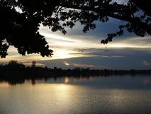 O sunset037 Imagens de Stock Royalty Free