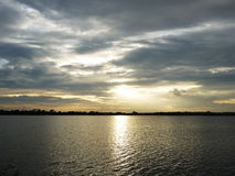 O sunset017 Imagens de Stock Royalty Free