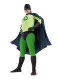 Super-herói de Eco Imagens de Stock
