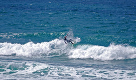 O surfista Imagem de Stock