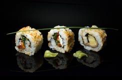 o sushi é uma forma de arte a ser descoberta fotografia de stock