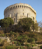 O sustento do castelo de Windsor foto de stock