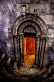 O túmulo Bethlehem do jardim foto de stock royalty free