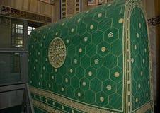 O túmulo de Abraham, Hebron, Palestina fotografia de stock royalty free