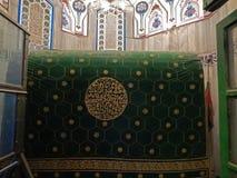 O túmulo de Abraham, Hebron, Palestina imagens de stock