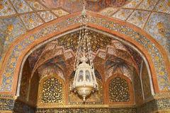 O túmulo de Akbar Imagem de Stock Royalty Free